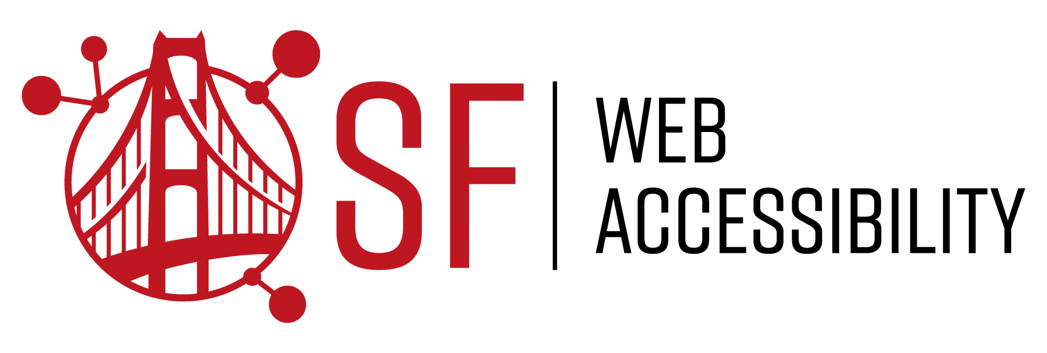 SF Web Accessibility Logo